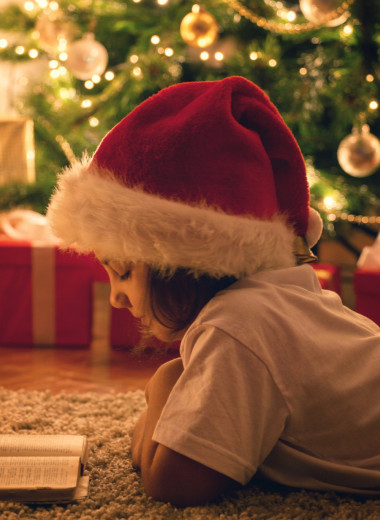 9 книг, которые подарят праздничное настроение