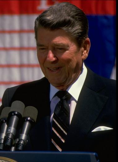 Любимые советские анекдоты Рональда Рейгана (в том числе рассказанные им самим)