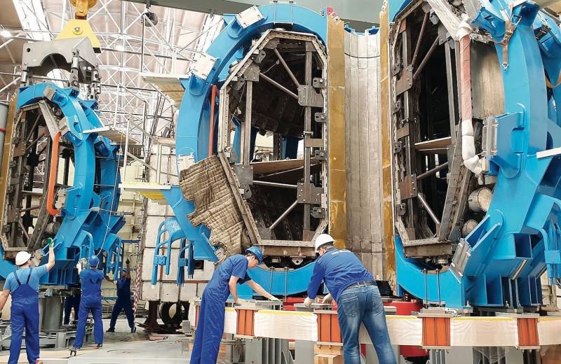 Третий путь атомной энергетики: токамака Т-15