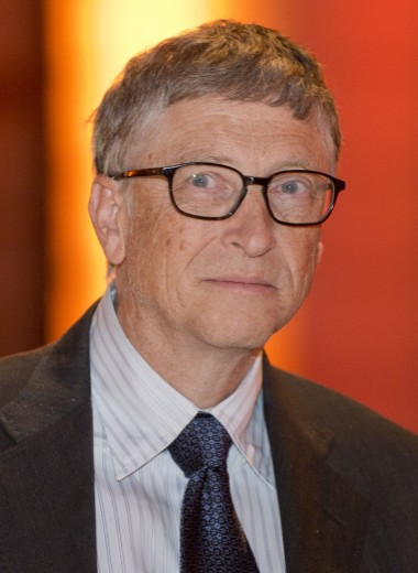 Зачем нужны миллиардеры? Отвечает Билл Гейтс