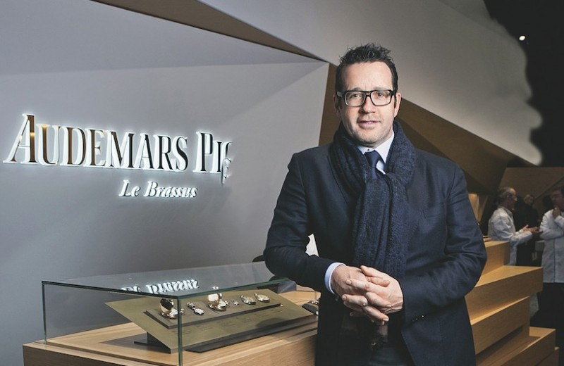 «Большой театр — это символ превосходства». Генеральный директор Audemars Piguet о том, зачем часовой бренд поддерживает искусство