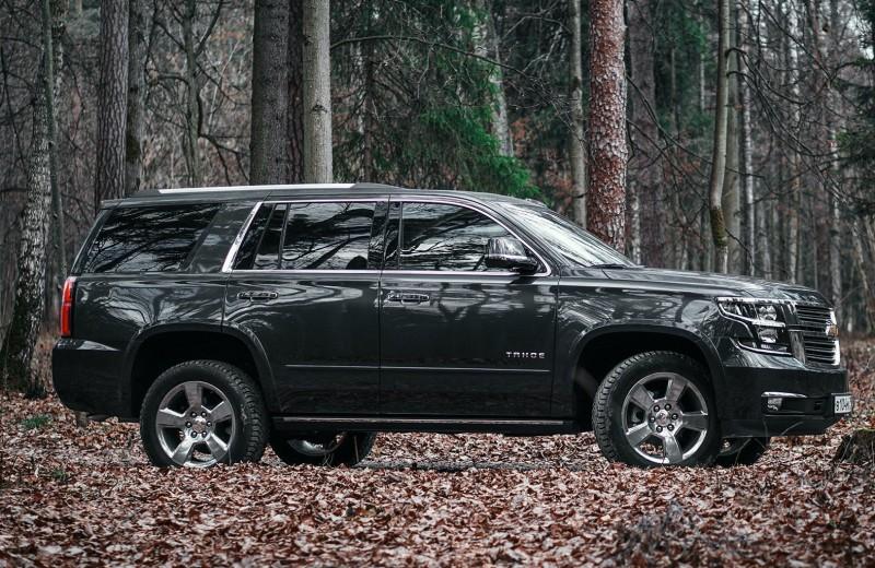 Антихипстер: тест Chevrolet Tahoe