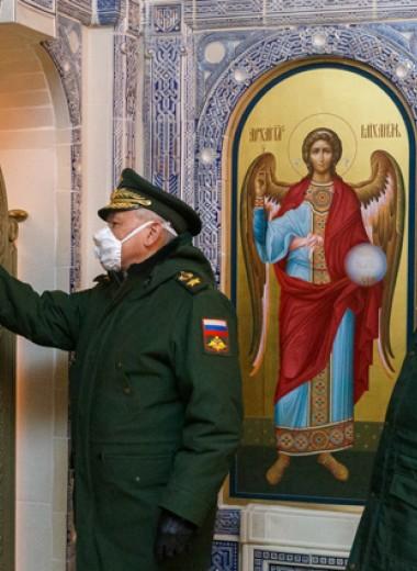 Святое воинство. Про Путина, которого мы не знали