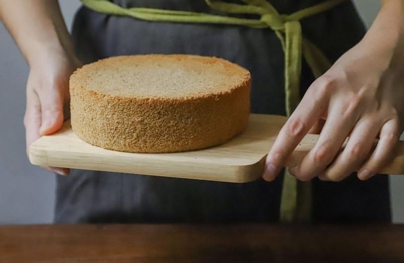 Рецепт пышного бисквита на кефире (твой торт будет самым вкусным)