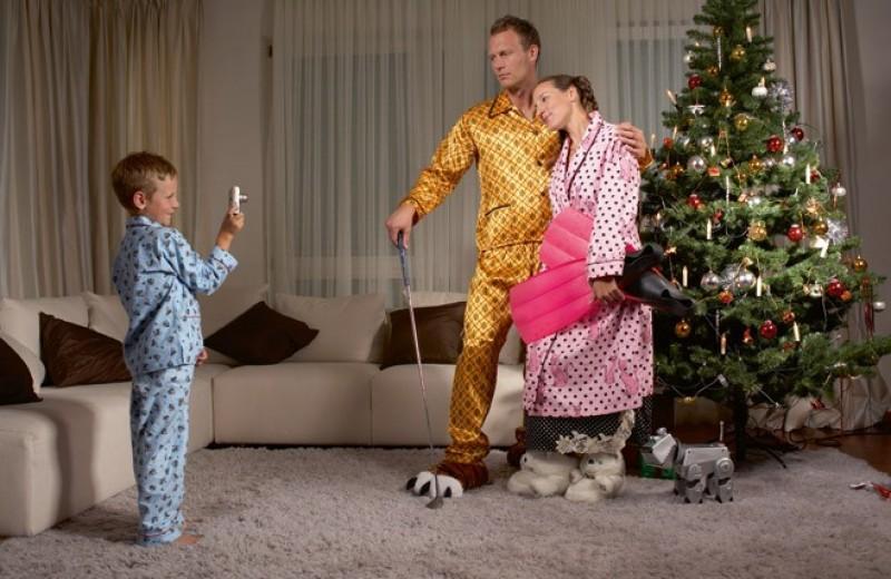 5 советов, как быть отцом ребенка во время новогодних праздников