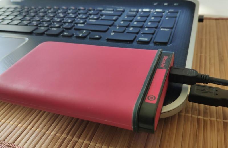 Как спасти и восстановить данные на внешнем жестком диске
