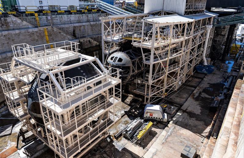 Как из двух старых атомных подлодок сделать одну новую: опыт Франции