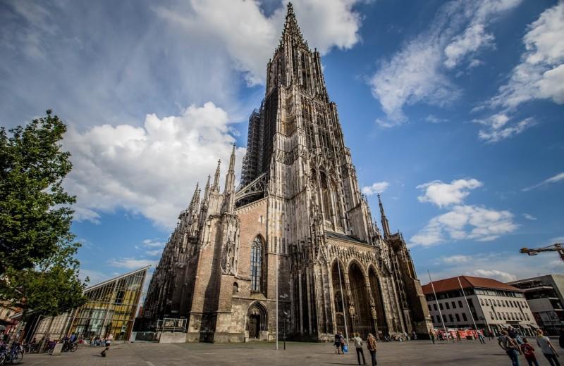 Самый высокий собор в мире, который строили больше 500 лет