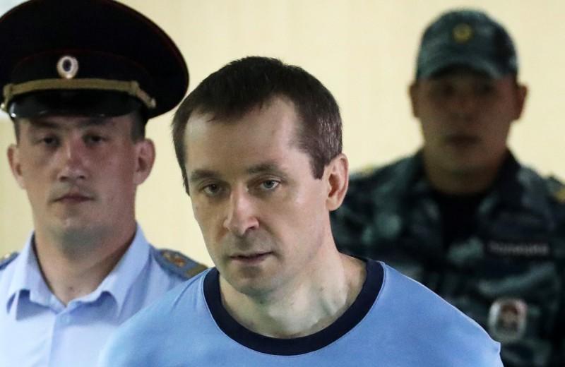 Суд приговорил полковника Захарченко к 13 годам лишения свободы