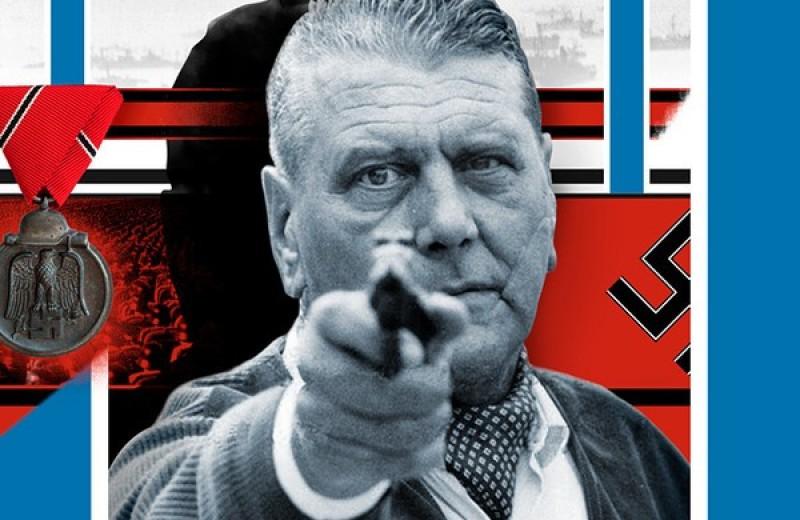 Шалом, оберштурмбаннфюрер! История нацистского агента, работавшего на Моссад