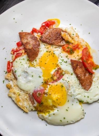 3 варианта идеального холостяцкого завтрака (5 минут и минимум усилий)