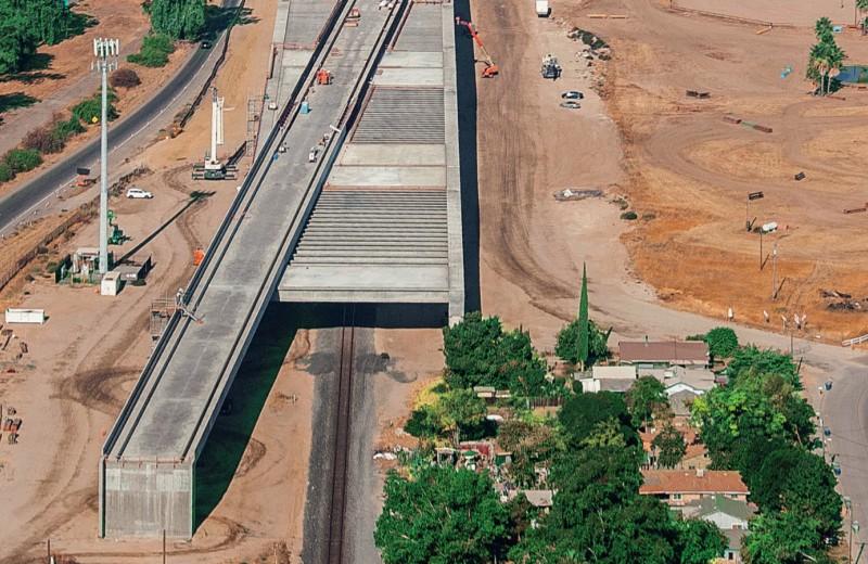 Дорога в никуда. Чем обернулось строительство скоростной магистрали в Калифорнии