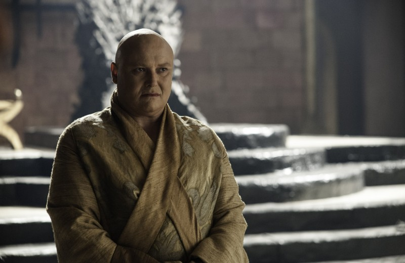 Последний сезон «Игры престолов»: интервью с лордом Варисом и Мелисандрой