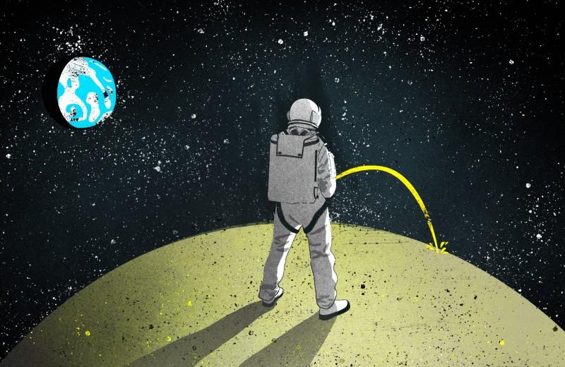 Оказывается, моча очень пригодится в космосе