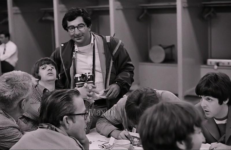 MAXIM рецензирует фильм «Джим Маршалл: Рок-н-ролл в объективе»