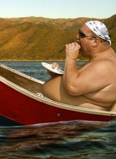 Названы самые ожиревш... то есть российские регионы с самой широкой костью!