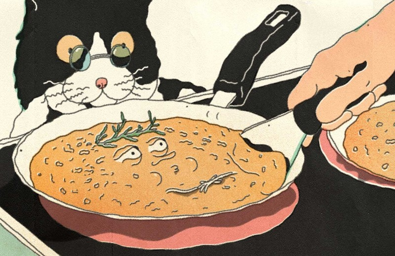 Как правильно готовить блины: к Масленице и не только (рассказывают шефы московских ресторанов)
