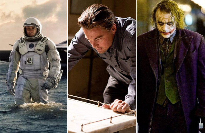 Все 11 фильмов Кристофера Нолана от худшего к лучшему