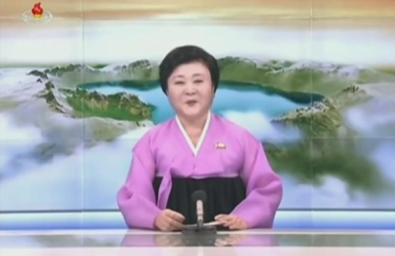 Северокорейская Екатерина Андреева: знакомься и трепещи