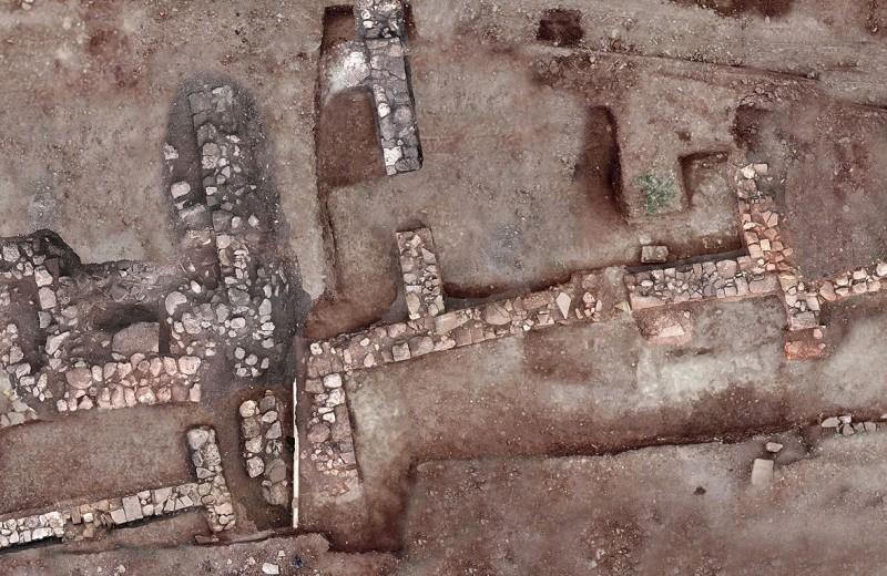 Найдены руины древнегреческого города Тенея