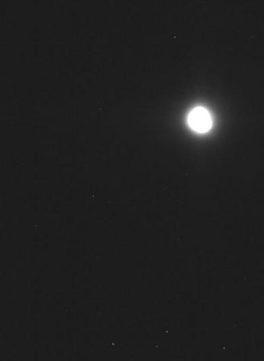 Астероид Бенну, Земля и Луна – на одном снимке!