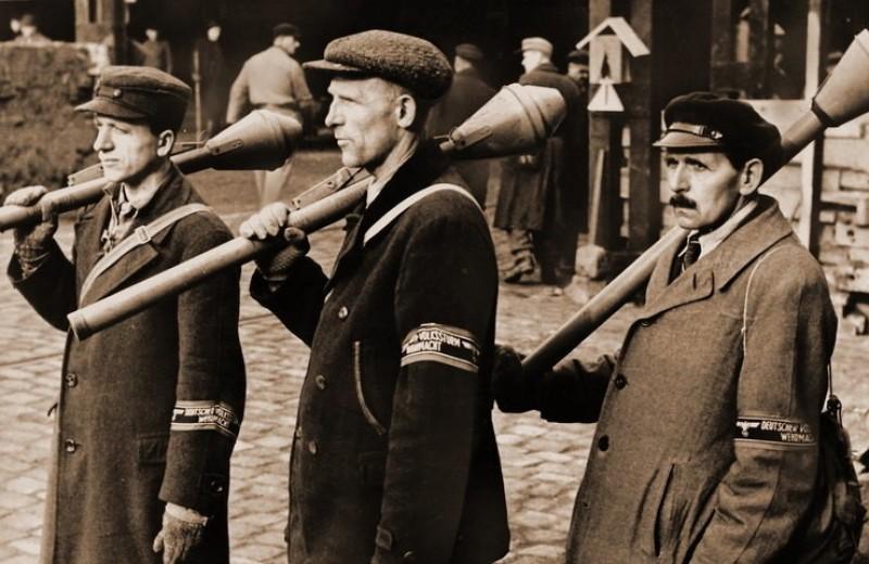 «Панцерфауст» всемогущий: миф о немецком чудо-оружие