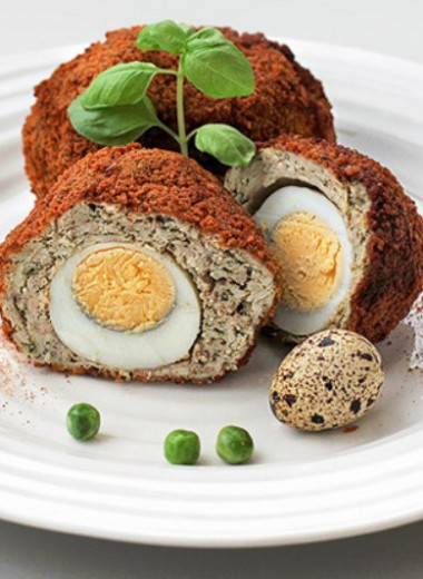 Яйца по-шотландски: классический рецепт британских поваров