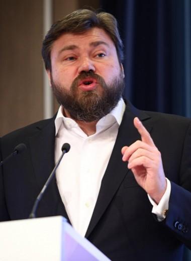Малофеев откололся от «Справедливой России»