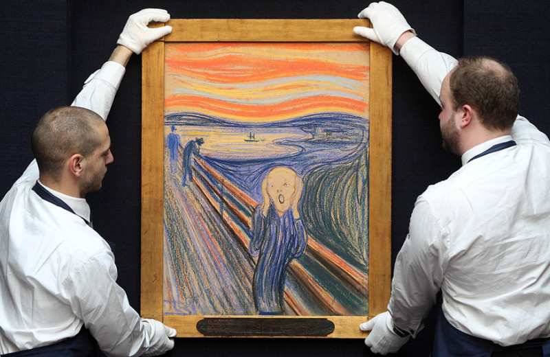 «Правда всегда где-то между двумя неправдами»: как картины Эдварда Мунка воплотили в себе дух времени
