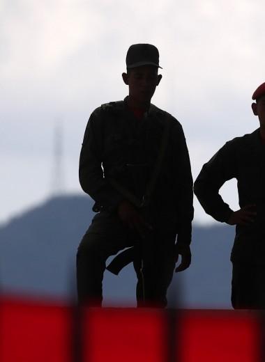 Удар по Мадуро. WSJ узнала об отзыве консультантов «Ростеха» из Венесуэлы