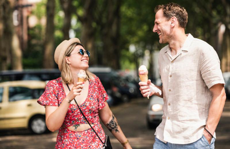 «Благодаря стаканчику мороженого я обрела семью и переехала в Америку»