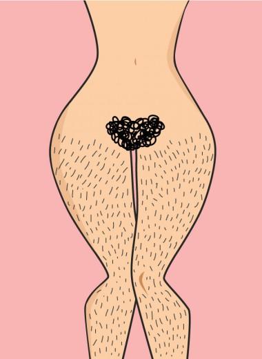 Мышьяк, лезвие и воск: как менялась мода на интимные стрижки