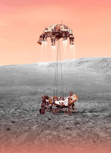 Марс окружен роботами: почему ОАЭ, Китай и США почти одновременно решили послать свои аппараты к Марсу и куда смотрит Россия?