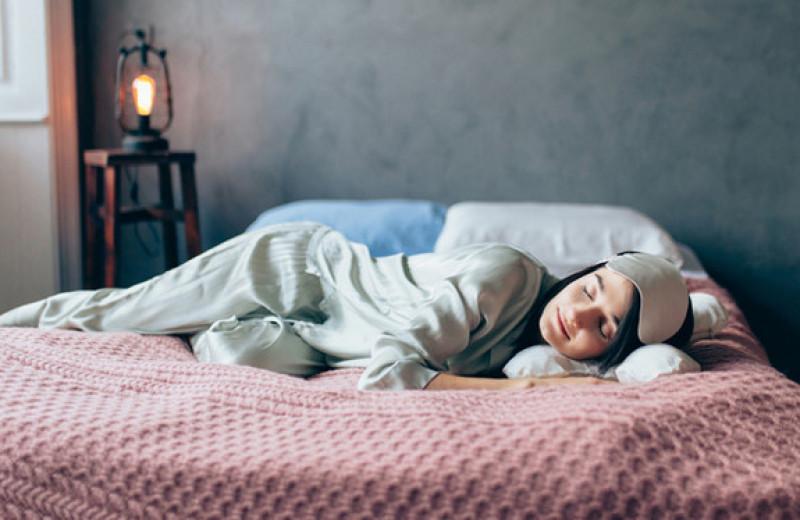 5 физиологичных поз для сна: найдите свою