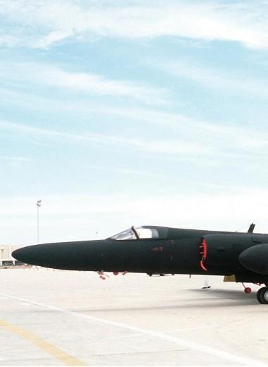 Это не НЛО: история американского самолета-шпиона