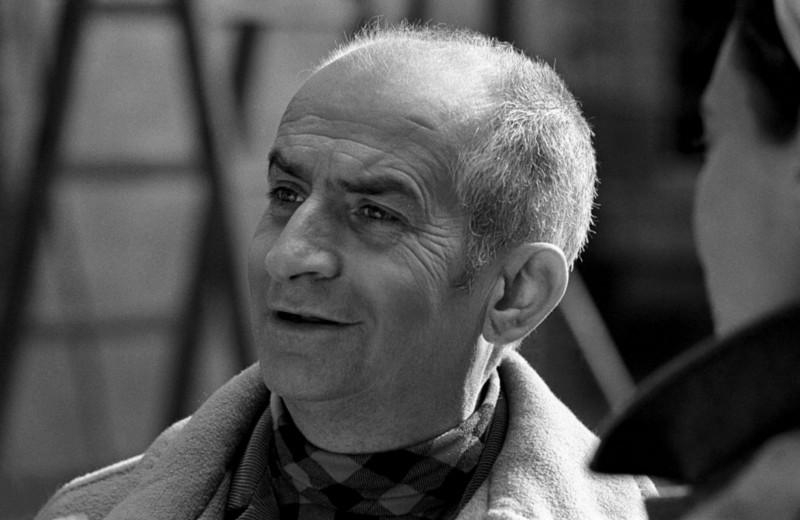 Самый смешной актер Франции: 7 фактов о Луи де Фюнесе