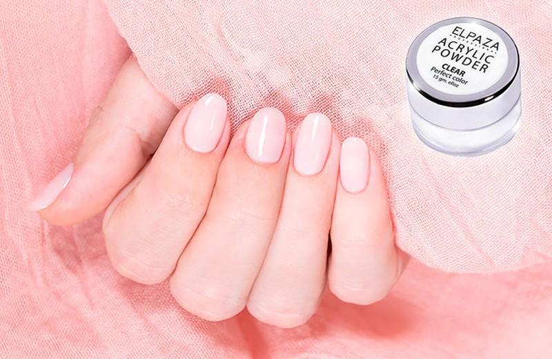 Как пользоваться акриловой пудрой для укрепления ногтей