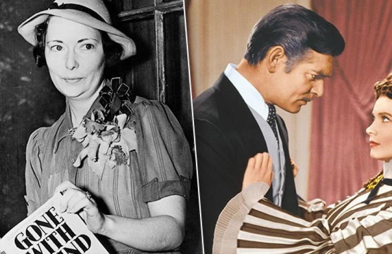 Реальный Ретт Батлер бил жену: как Митчелл сделала из мужа-абьюзера героя романа