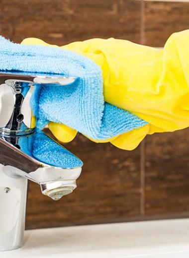Как убрать ржавчину в домашних условиях