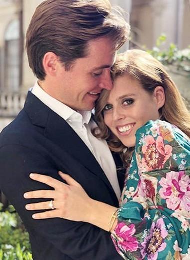 Королевская свадьба-2020: история отношений принцессы Беатрис и Эдоардо Моцци