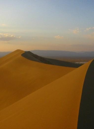 Звуки песка: почему поют барханы Казахстана