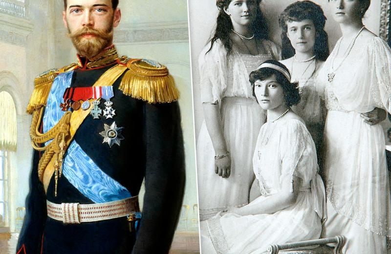 Свадьбы, которых не было: за кого должны были выйти замуж дочери Николая II
