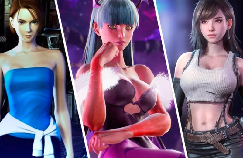 От Самус до Трисс Мэригольд: главные секс-символы игр разных эпох