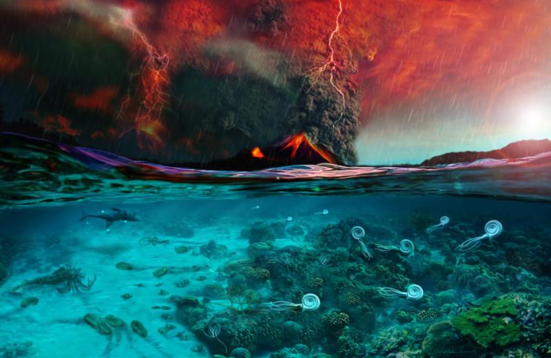 Как происходило самое масштабное вымирание в истории: окончательная геохимическая реконструкция