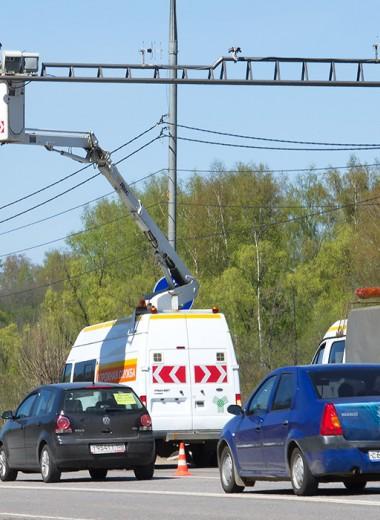 Достали из кустов: ГИБДД раскрыла данные о камерах и треногах