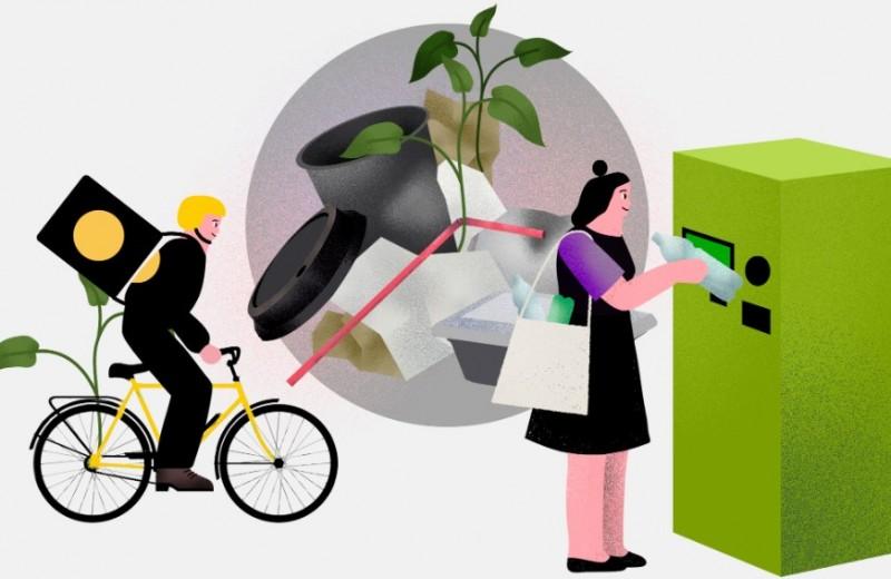 Как компании, которые вас кормят, спасают планету от пластика. Монологи «Кухни на районе», «Буше», «ВкусВилл», «Готово», Zero Waste Shop, Fresh и «Лавка Edoque»