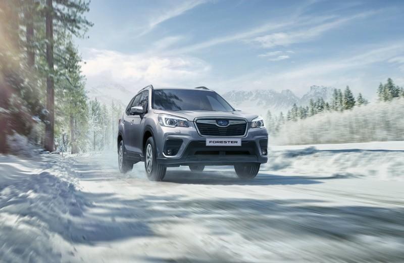 Subaru Forester пятого поколения: уверенная эволюция