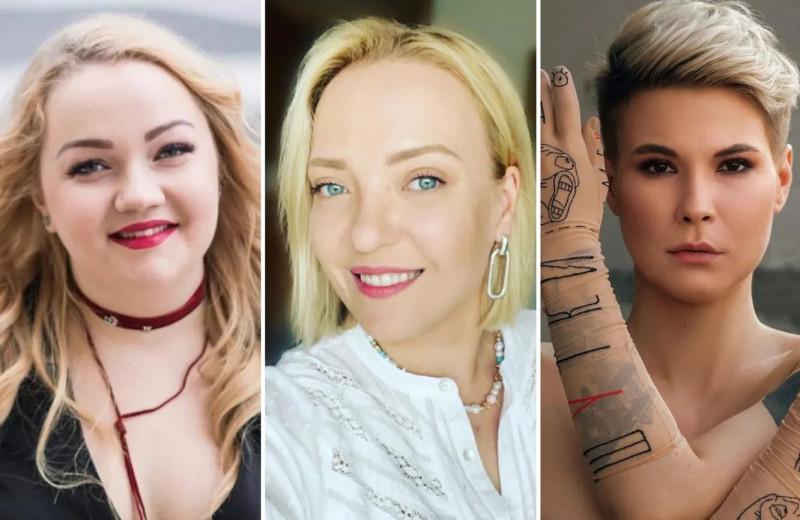 Полуголые и смешные: как выглядят звезды шоу «Женский стендап» в бикини