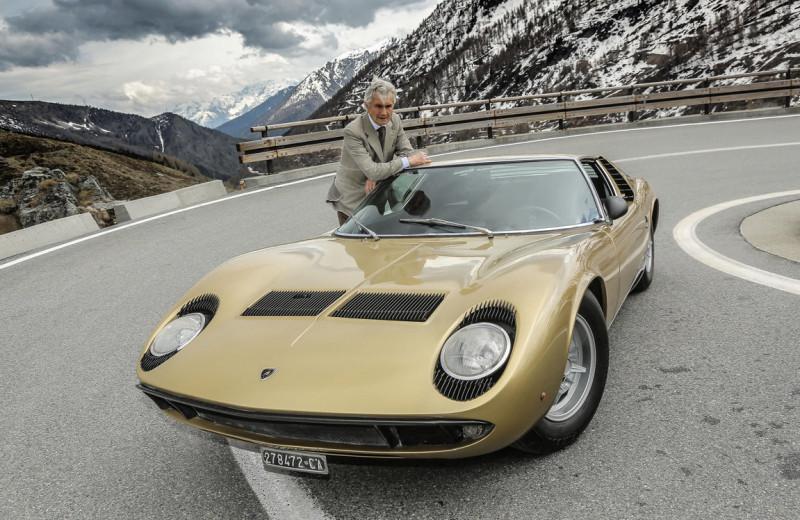 Как 27-летний дизайнер-новичок создал фирменный стиль суперкаров Lamborghini