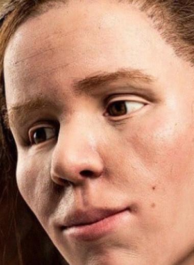 Чешские антропологи реконструировали внешность двух женщин бронзового века